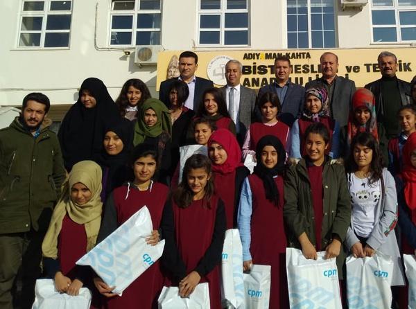 Kimder Okulumuzda Kahta Borsa Istanbul Kız Anadolu Imam Hatip Lisesi